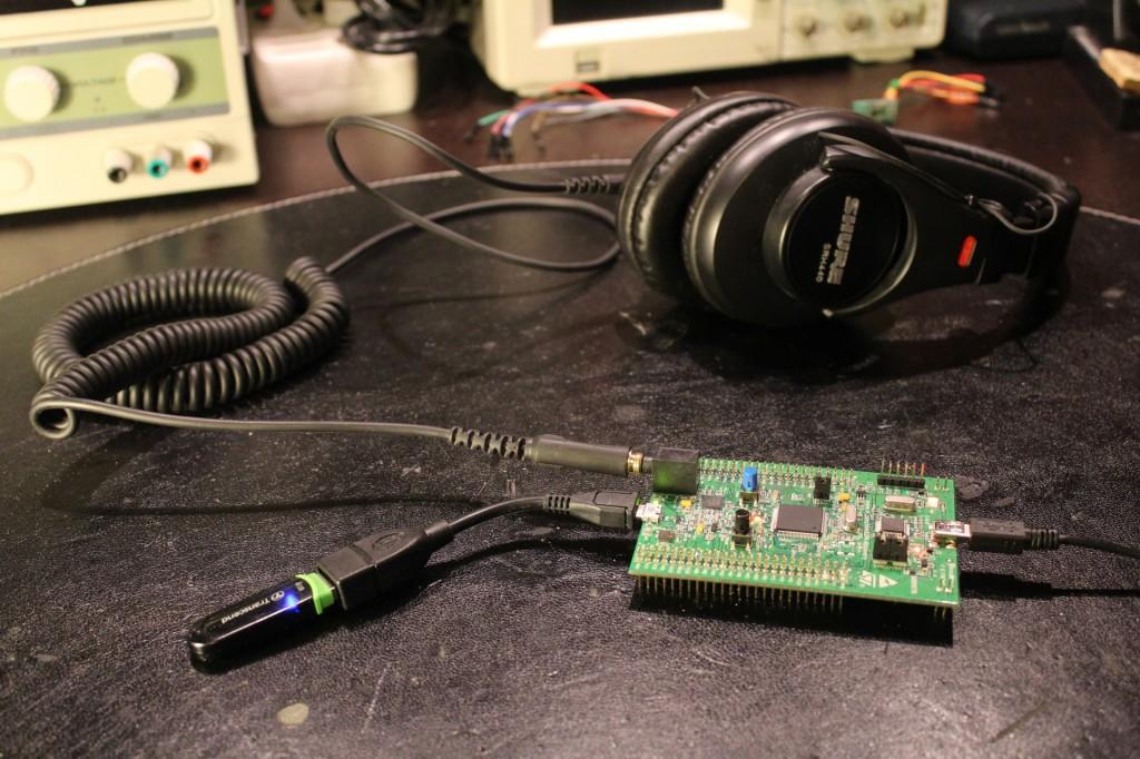 STM32F4_MP3