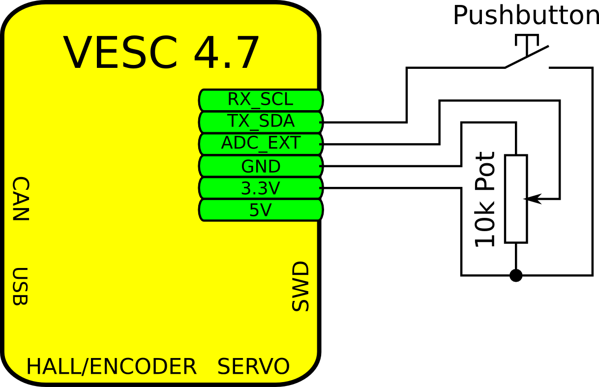 Vesc Writing Custom Applications Benjamins Robotics Connected To The Potentiometric Circuit As A Null Detector Switch Adc Button